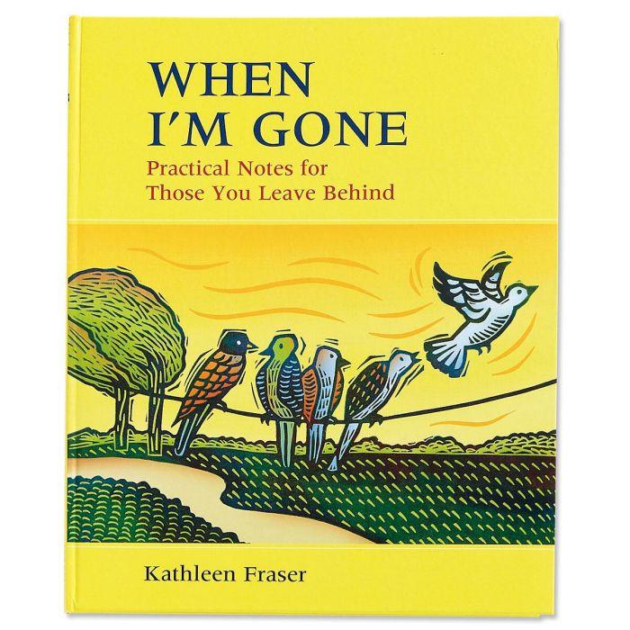 When I'm Gone Planner
