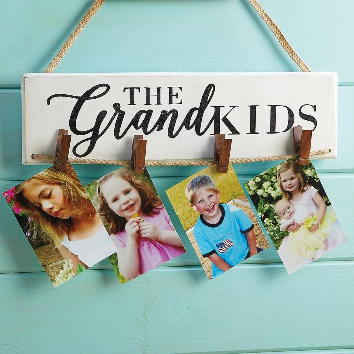Grandkid Picture Frame