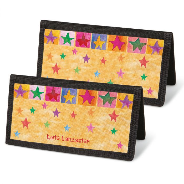 Stars On Parade Personal Checkbook Covers