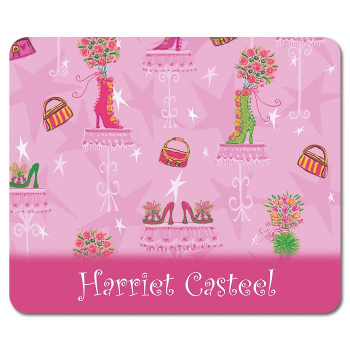 Girl Thang!  Personalized Mousepad