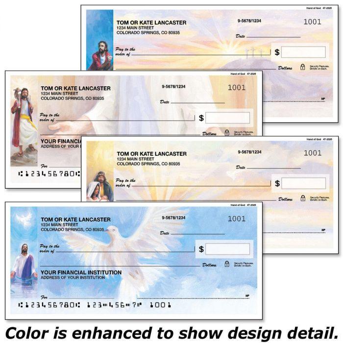 Hand of God Personal Premium Checks
