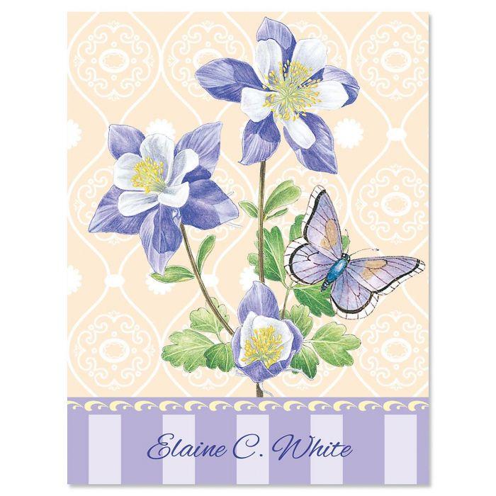 Tapestry Custom Note Cards