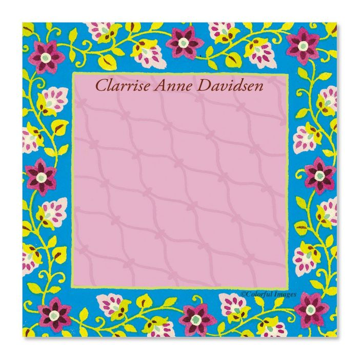 Floral Patterns Cube  Refill