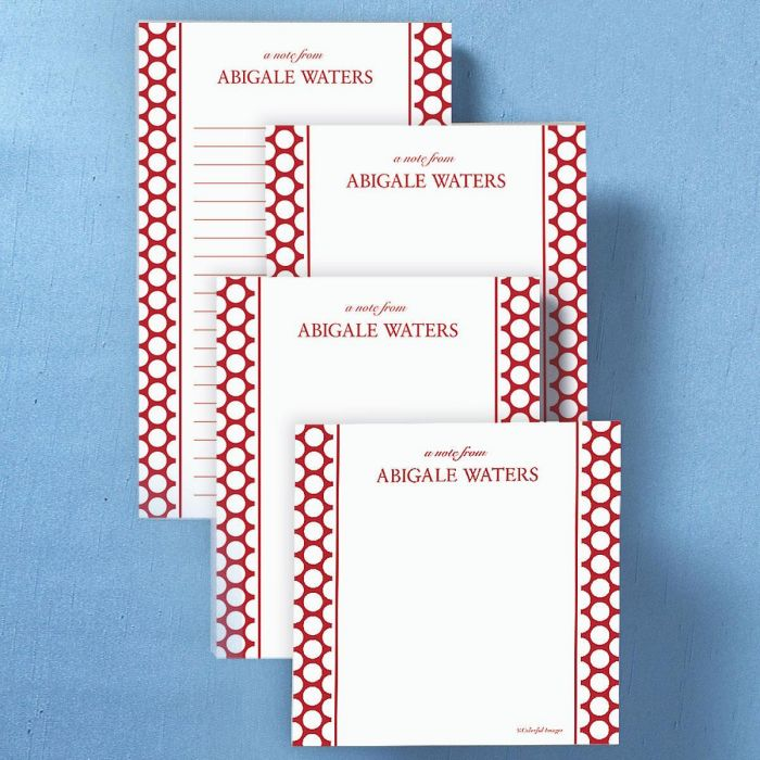 Tailored Appeal Memo Pad Sets