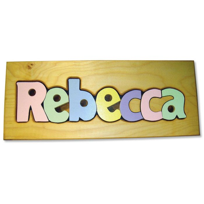 Pastel Personalized Name Board
