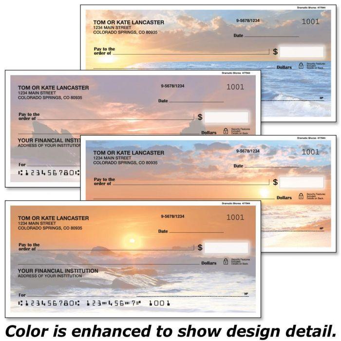 Dramatic Shores Duplicate Checks