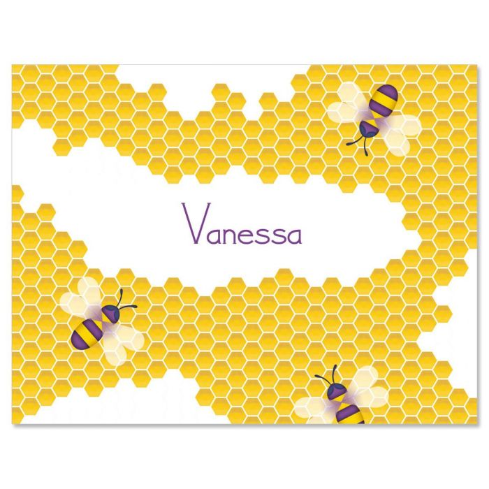 The Bees Knees Custom Note Cards