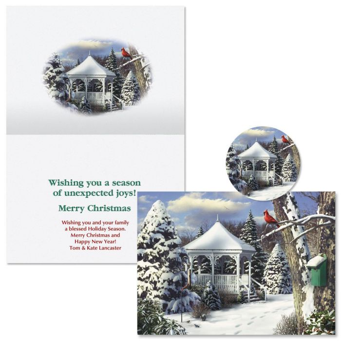 Wings of Hope  Christmas Cards