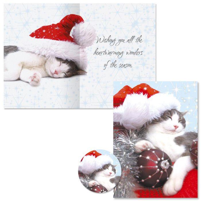 Heartwarming Christmas Cards - Nonpersonalized