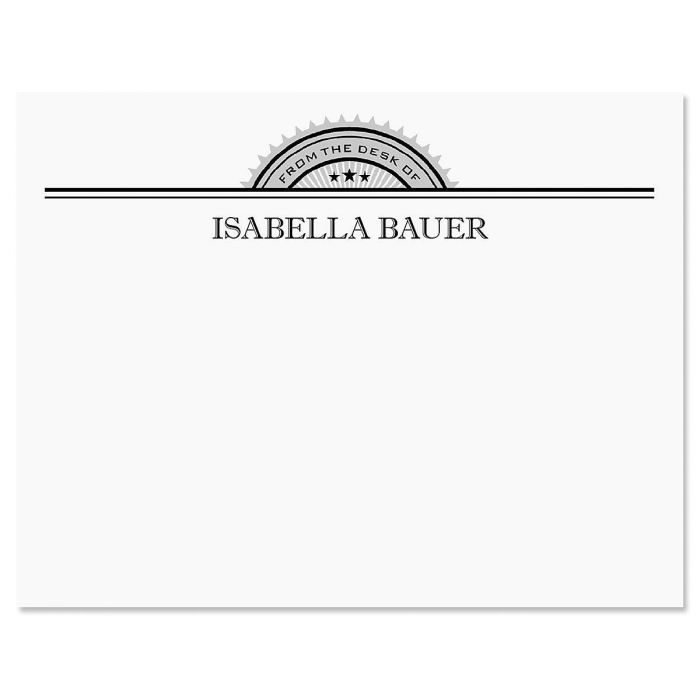 Approval Note Cards