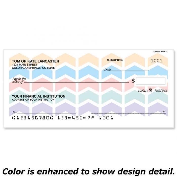 Chevron Duplicate Checks