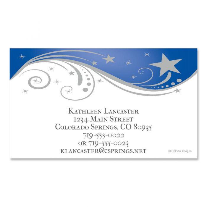 Splendid Star Business Cards