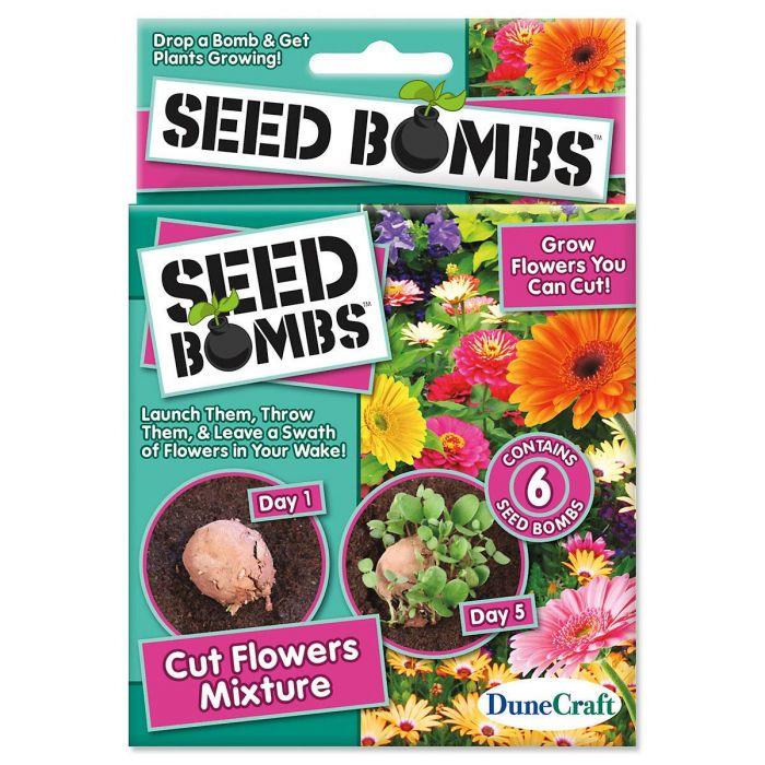 Cut Flowers Seed Bomb Mixture