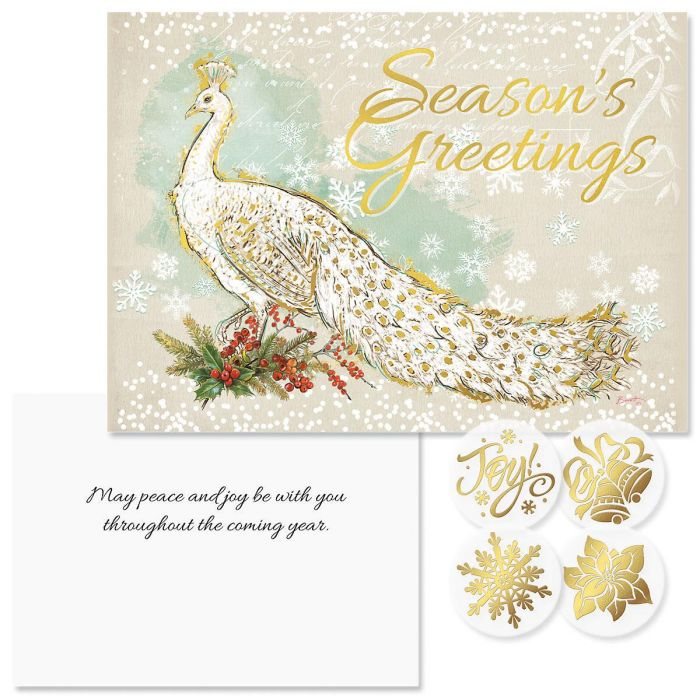 Majestic Christmas Cards - Nonpersonalized