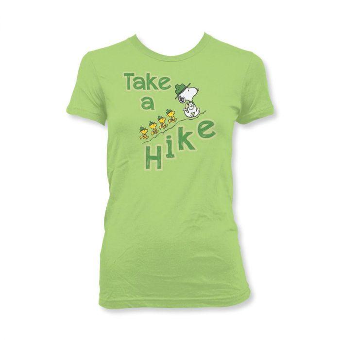 PEANUTS® Take a Hike Women's T-Shirt