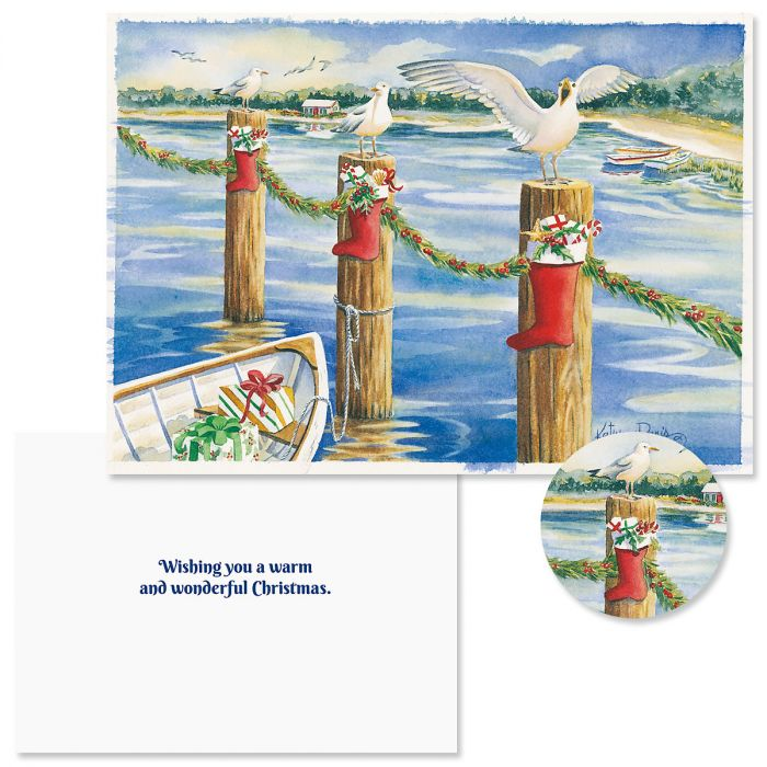 Warm Christmas Cards