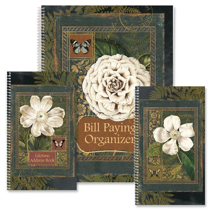 Poetic Garden Organizer Books