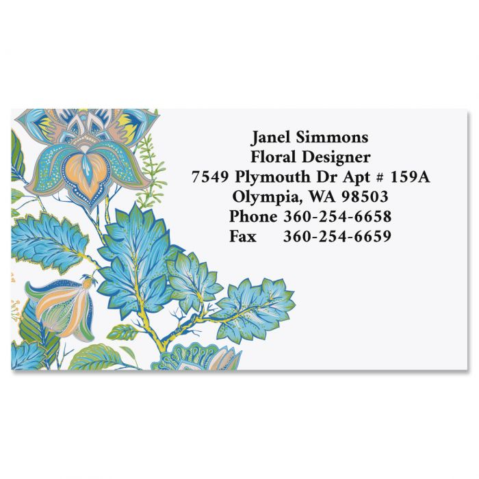 Provence business cards colorful images provence business cards loading colourmoves