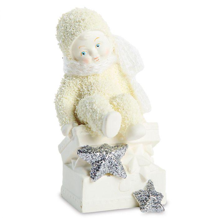Snowbabies™ Peace Gathering Star Shine Figurine