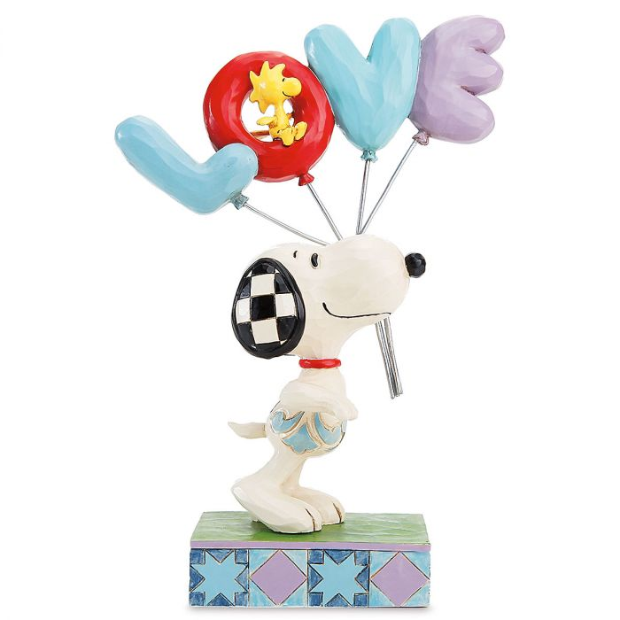 Snoopy™ with Love Balloons by Jim Shore
