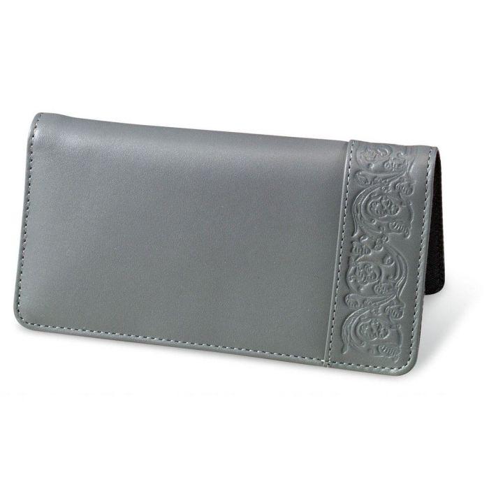 Mercury Magic Leather Personal Checkbook Cover