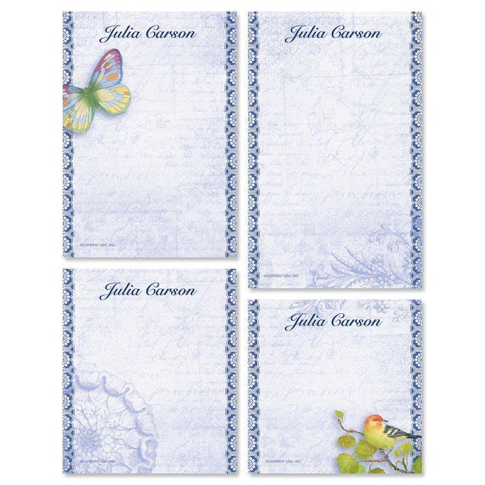 Exotic Prints Memo Pad Sets