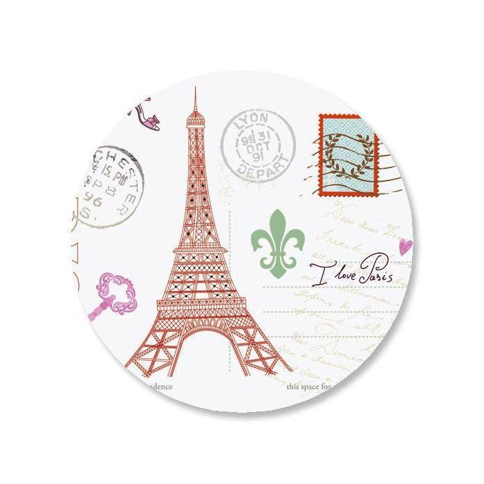 Paris Envelope Seals