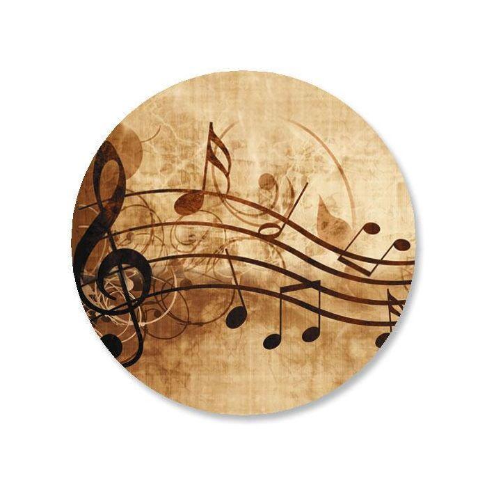 Sheet Music Envelope Seals