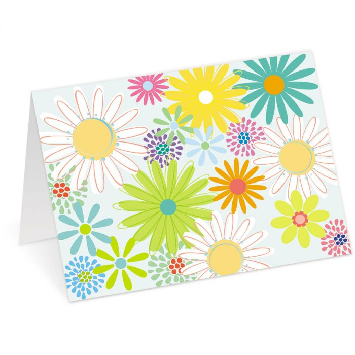 Springs Daisy Note Cards - Buy 1 Get 1 FREE