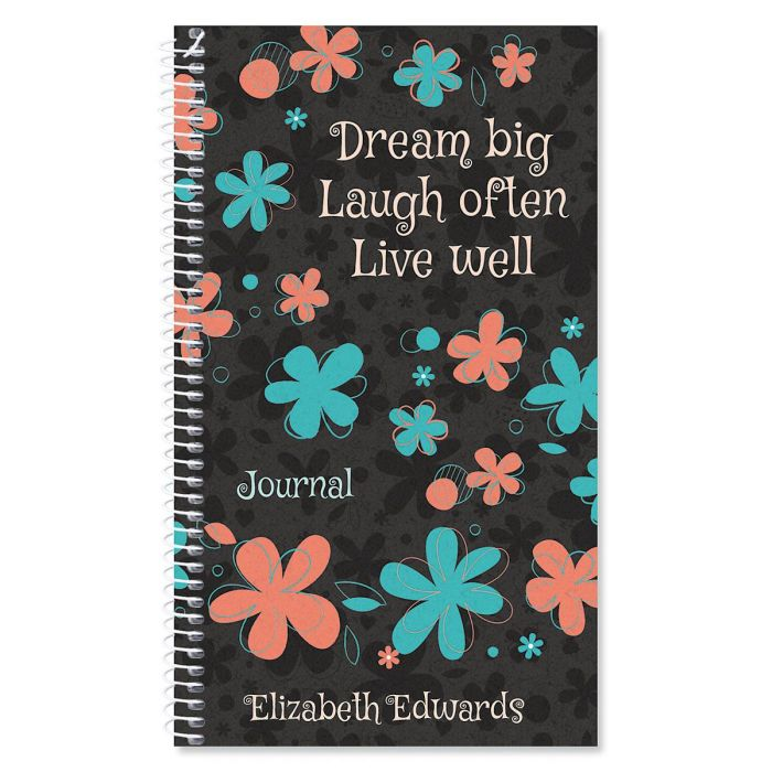 Flourish Personalized Daily Journal