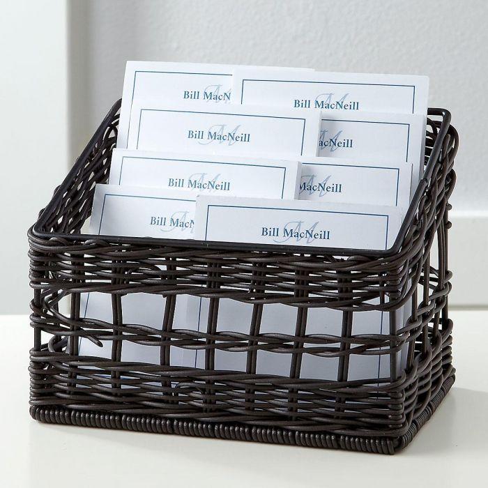 Memo Pad Sets in a Basket