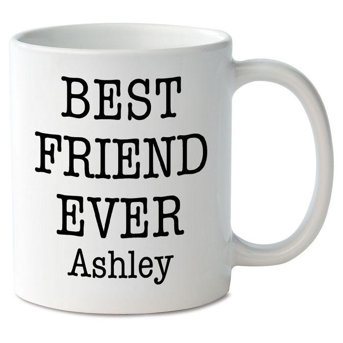 Best Friend Ever Novelty Mug