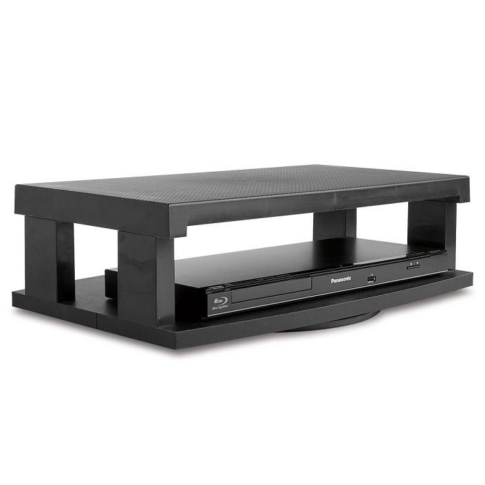 Multi-Function Flat-Screen  TV Swivel Stand