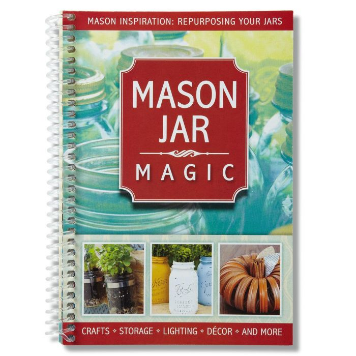 Mason Jar Magic Book