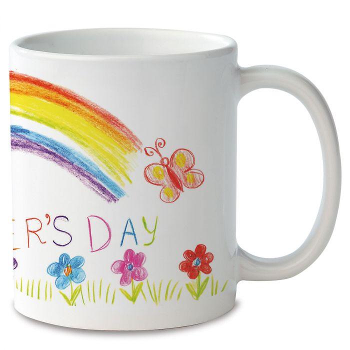 Your Design Custom Photo Mug