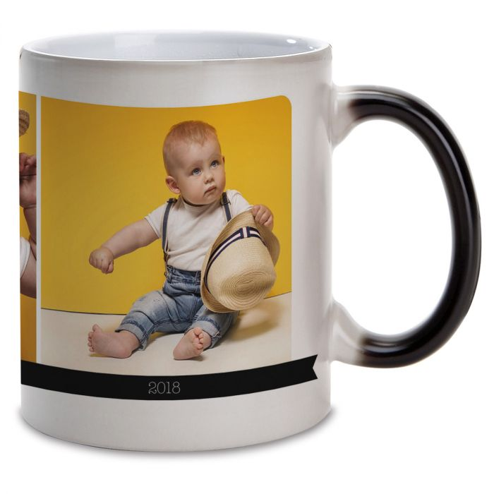 I Love Custom Photo Mug