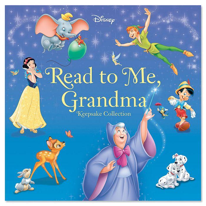 Disney® Read to Me, Grandma Keepsake Story Collection