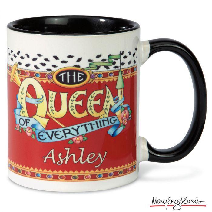 Mary Engelbreit® Queen Novelty Mug