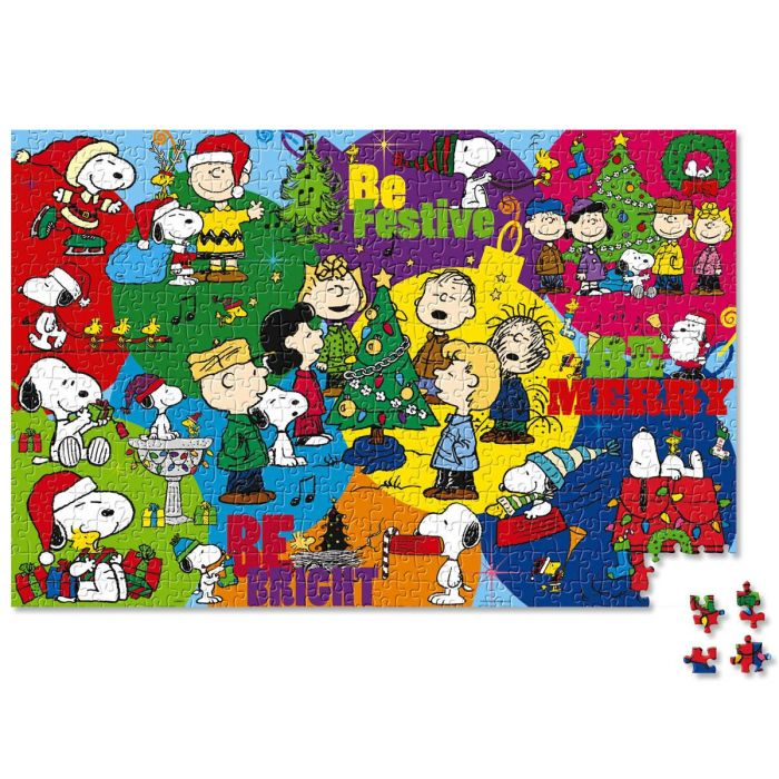 PEANUTS® A Very Snoopy Christmas Puzzle