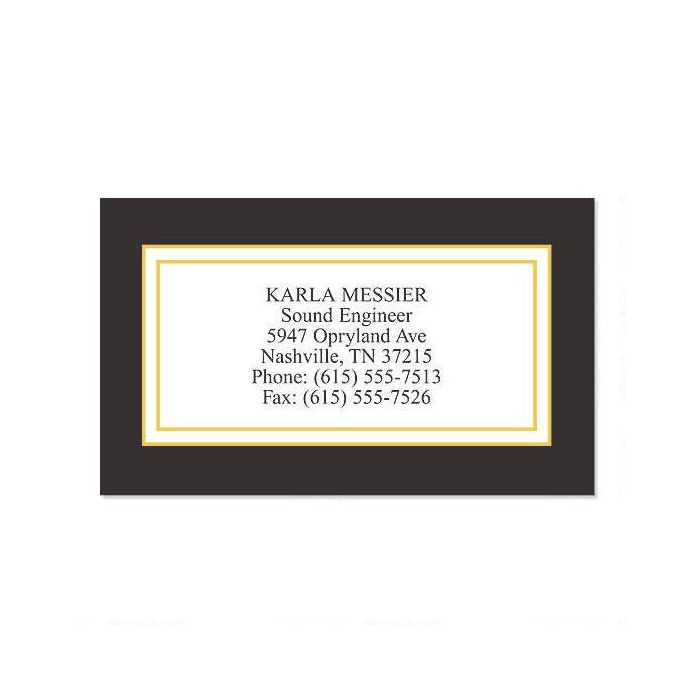 Black classic business cards colorful images black classic business cards black classic business cards colourmoves
