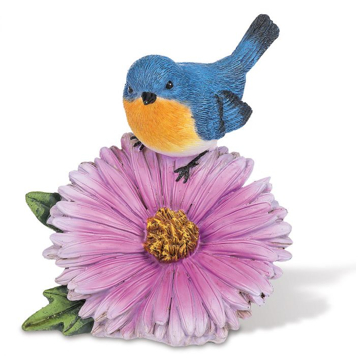 Spring Bird Figurine