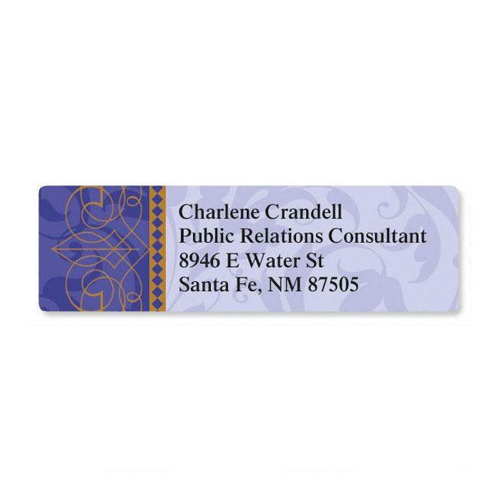 Royal Classic Return Address Labels
