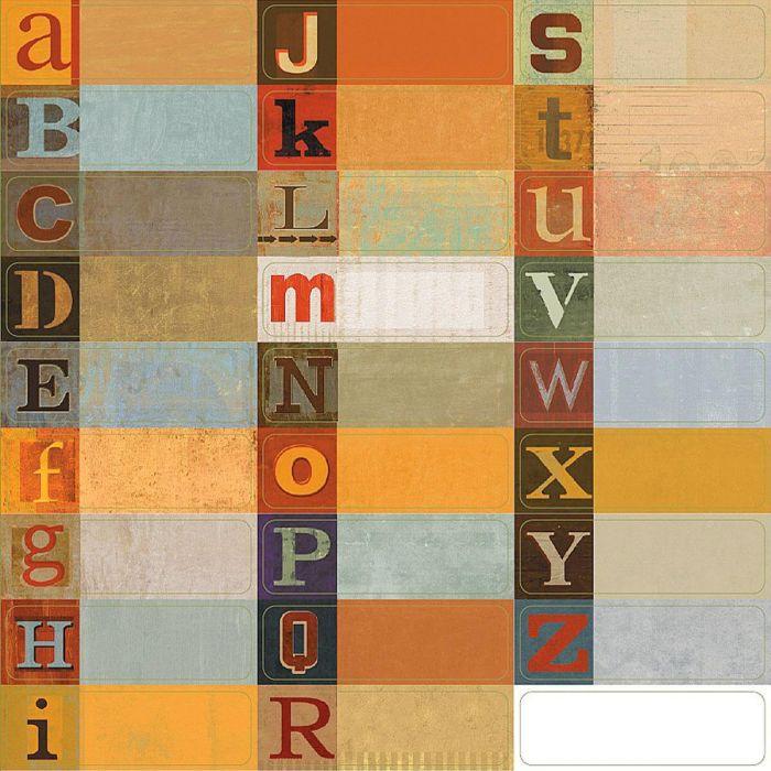 Qwerties Initial Classic Return Address Labels