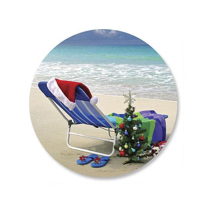Hawaiian Holiday Envelope Seals