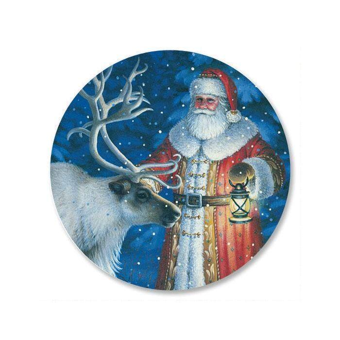 Christmas Wonderland Envelope Seals