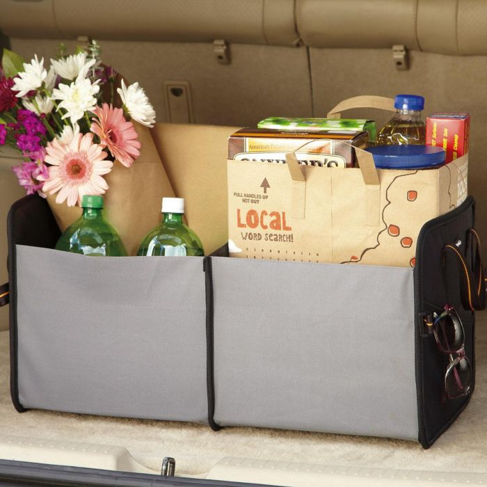 Carry All Cargo Tote