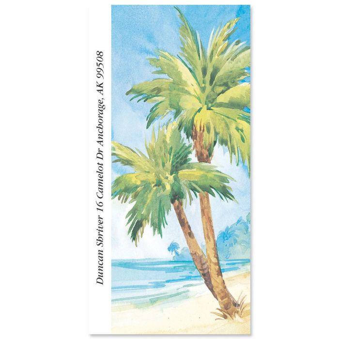 Palm Oversized Return Address Labels