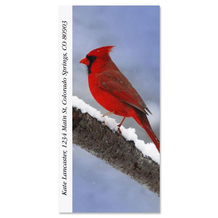 Cardinal  Oversized Return Address Labels