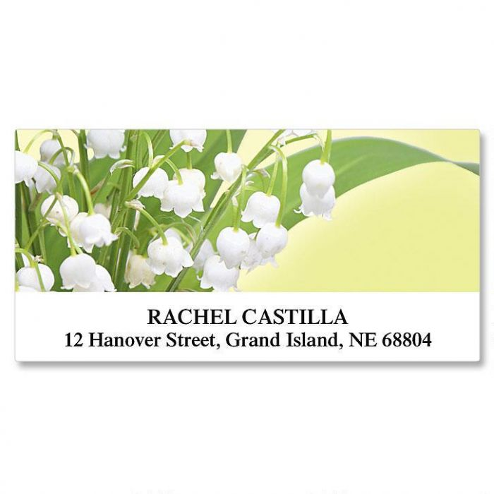 Beauty in the Valley Deluxe Return Address Labels