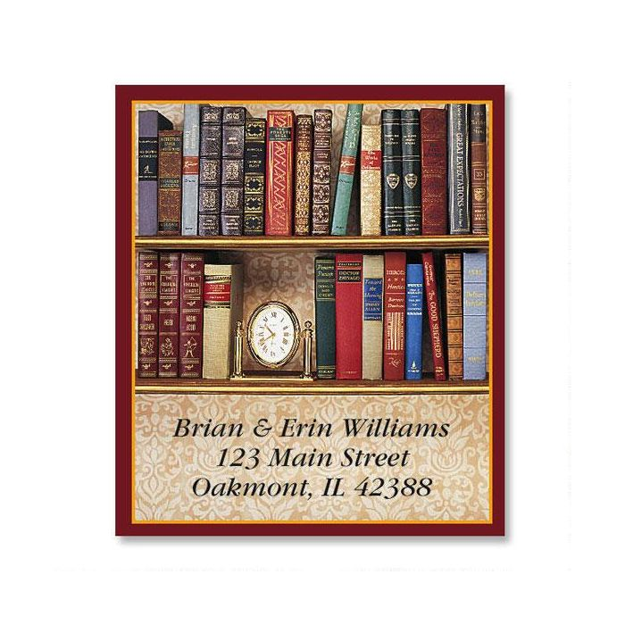 Book Lovers Bookplates